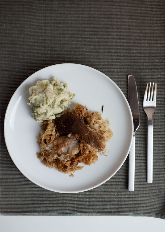 Pennsylvania dutch pork sauerkraut