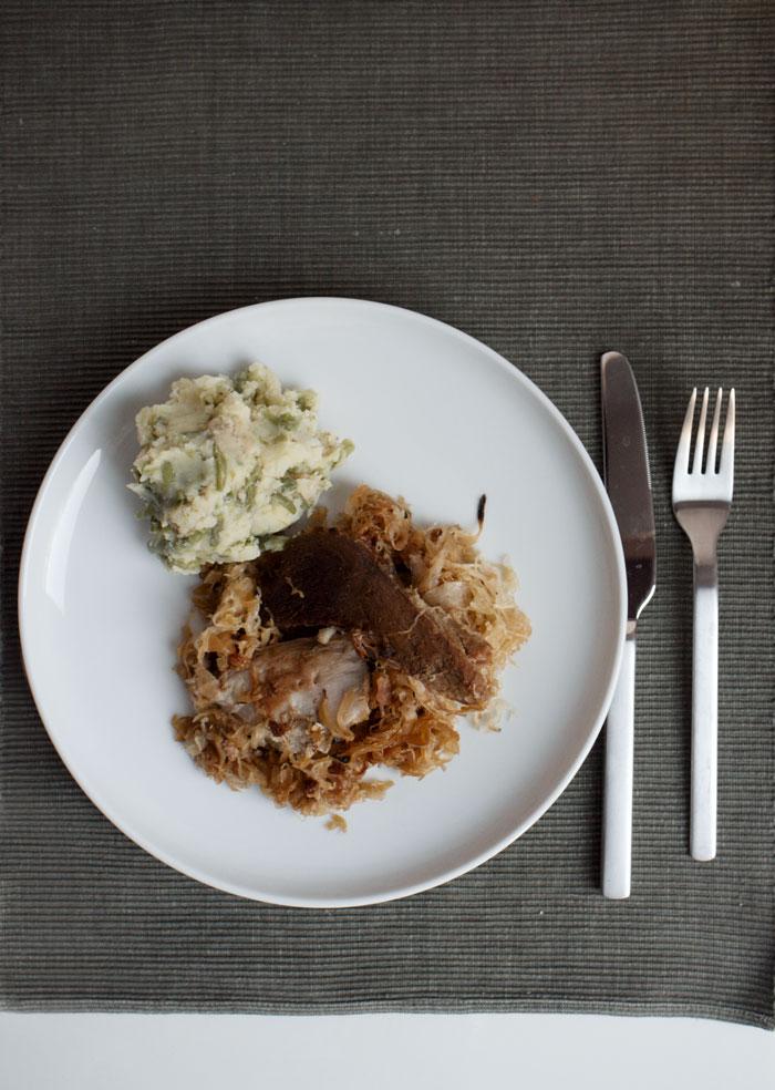 Pennsylvania dutch pork sauerkraut