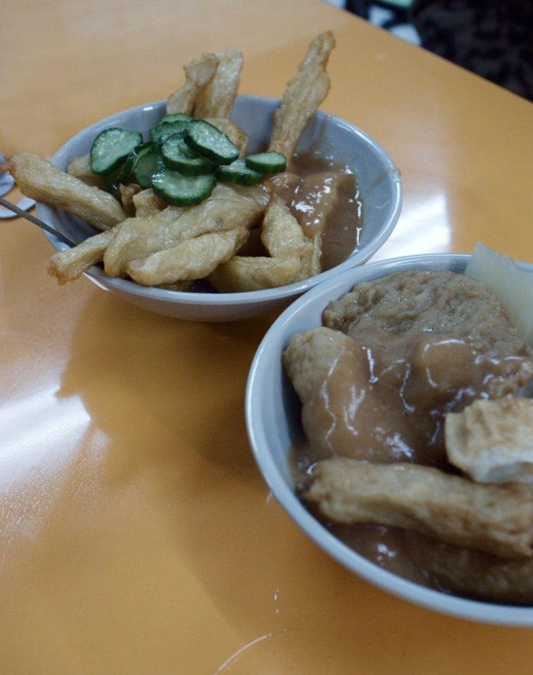 台湾小吃 - 甜不辣, 天妇罗