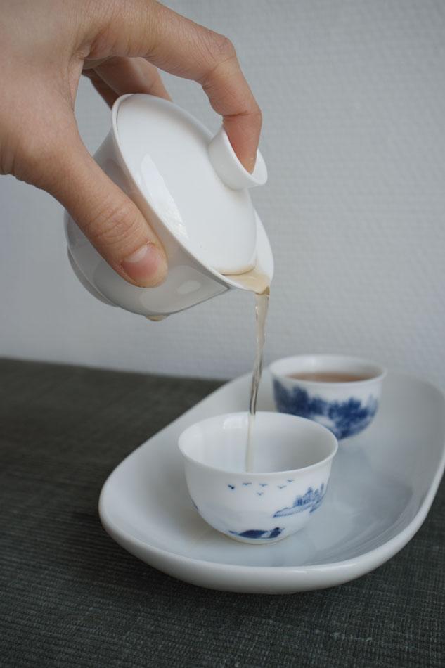 Wang De Chuan - Beipu Oriental Beauty Oolong Tea 北埔白毫乌龙
