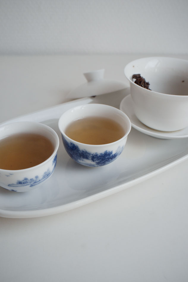 Wang De Chuan - Beipu Oriental Beauty Oolong Tea 北埔白毫乌龙