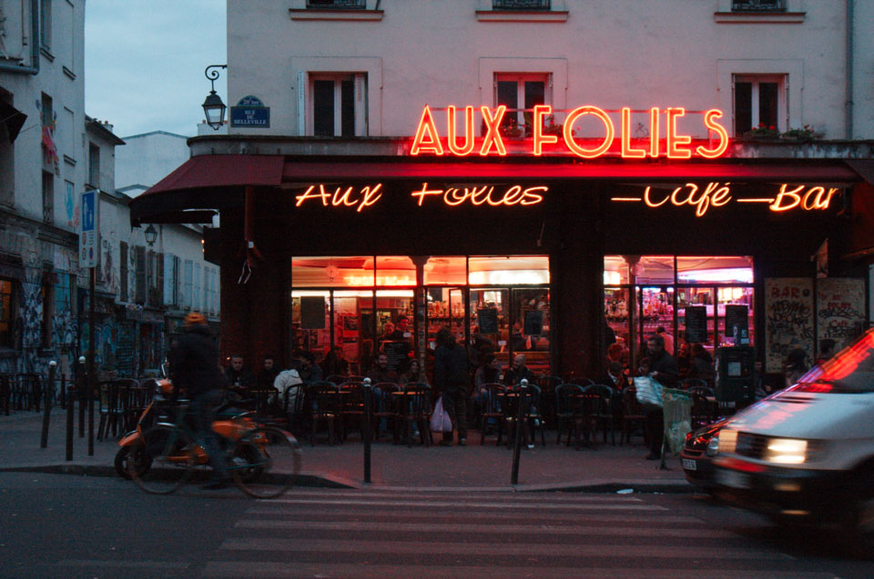 Aux Folies @ 8 Rue de Belleville01k64