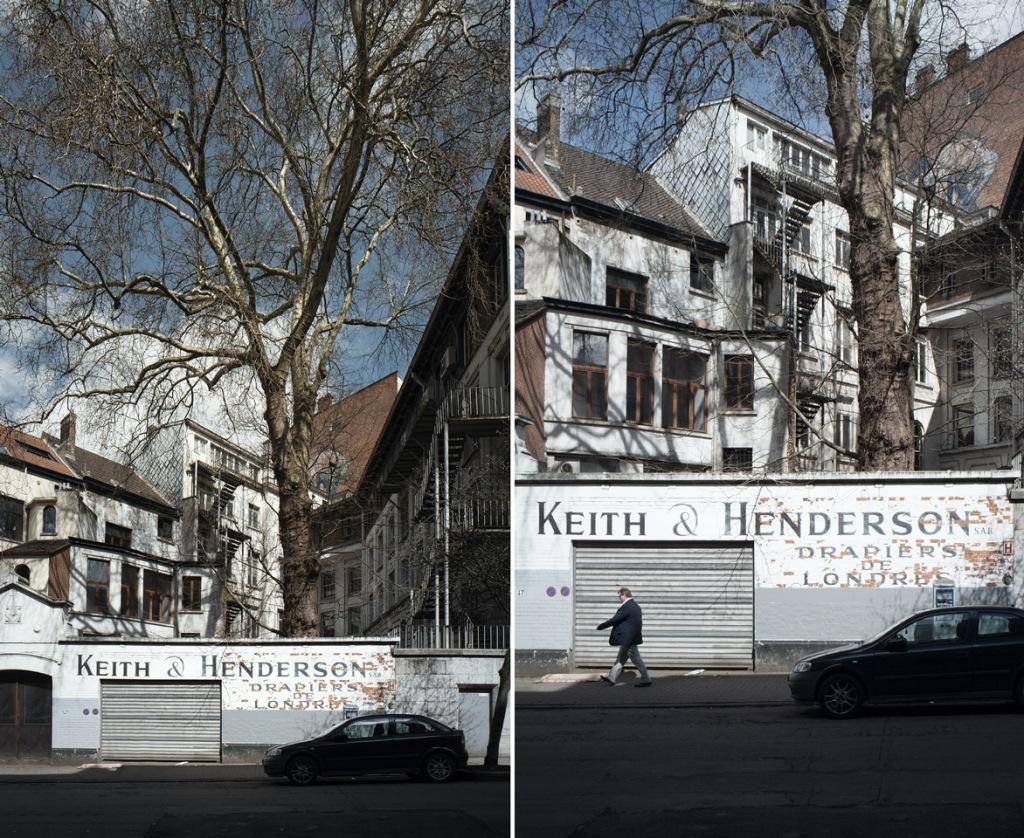 Keith & Henderson @ rue Berckmans