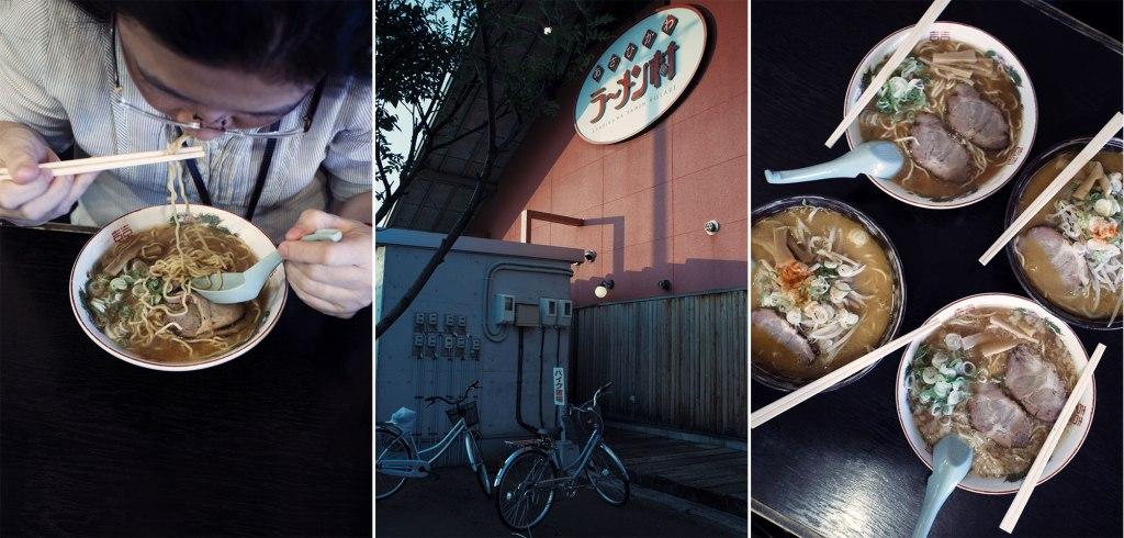 Asahikawa Ramen Village - Kobo Kato Ramen 工房02,5,8LF