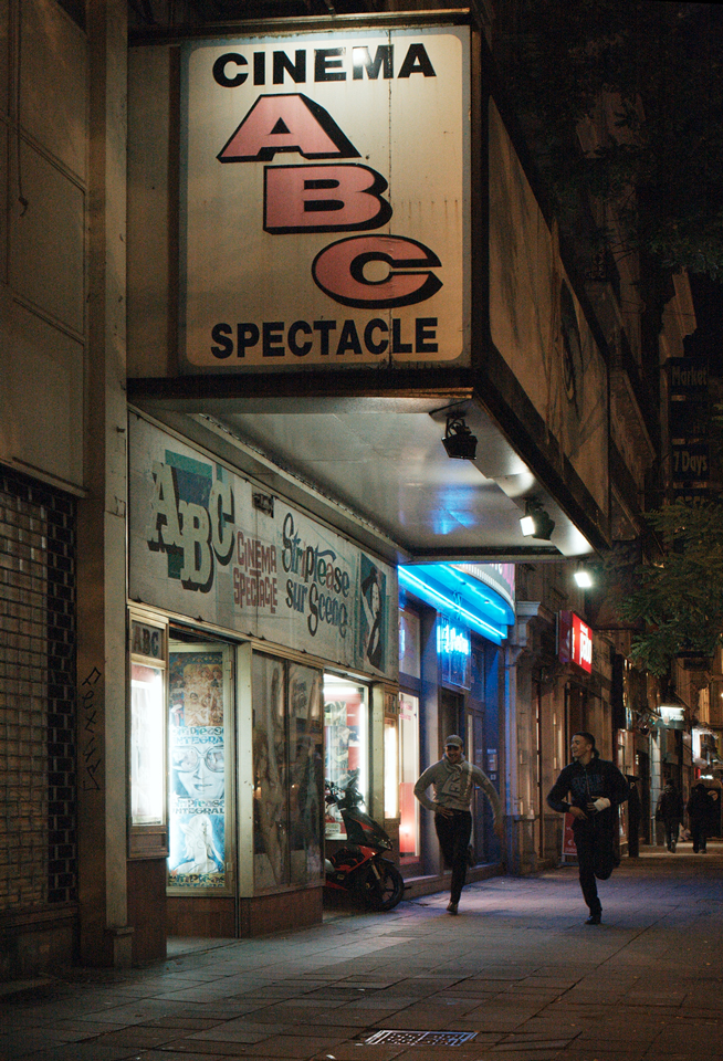 New Life For Abc, A Former Adult Film Cinema  Une -4825