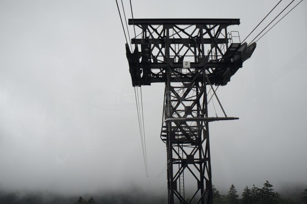 Daisetsuzan National Park 大雪山国立公園 - Asahi-dake 旭岳02P160NC