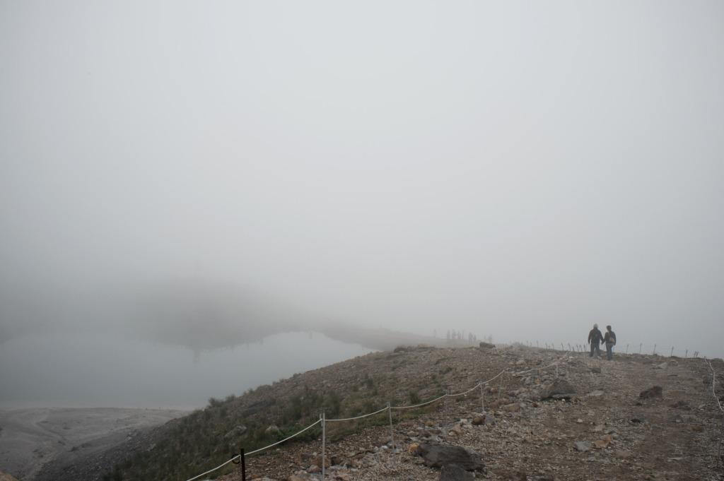 Daisetsuzan National Park 大雪山国立公園 - Asahi-dake 旭岳28 - Sugatami PondP160NC