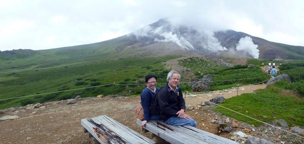 Daisetsuzan National Park 大雪山国立公園 - Asahi-dake 旭岳48-49MUc