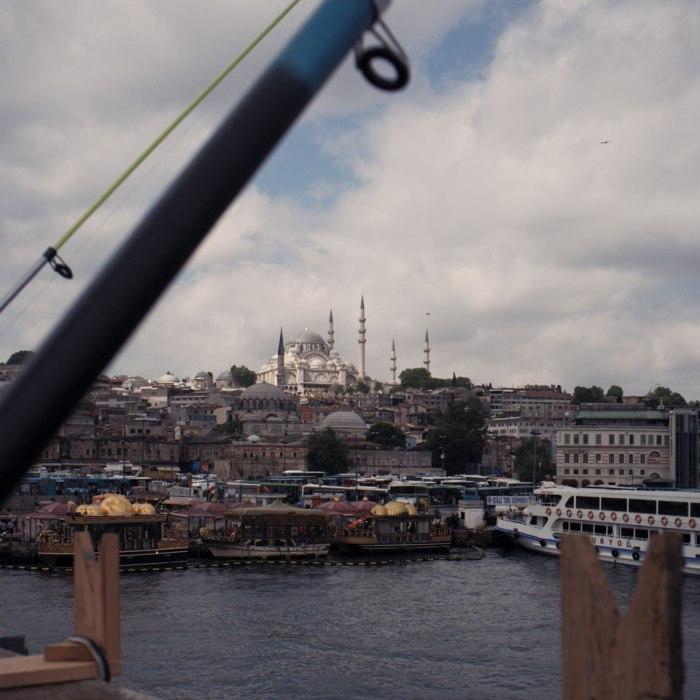 Süleymaniye Mosque07LFc