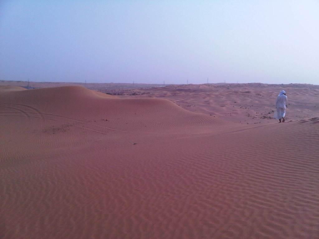 07142010 - Ras Al Khaimah - sand dunes2
