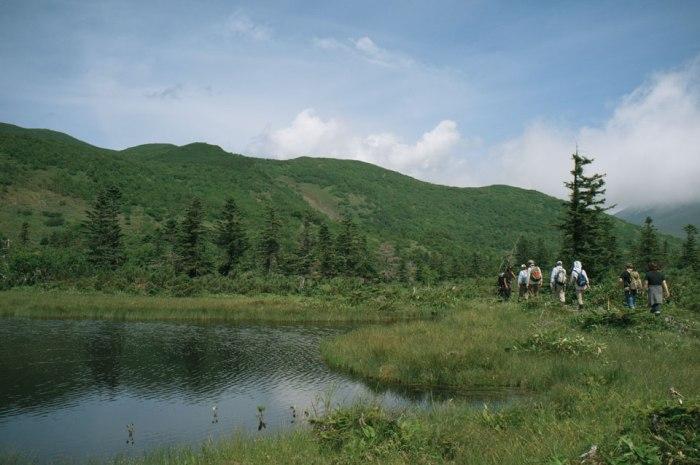 Rausu Lake 羅臼湖05tc4b