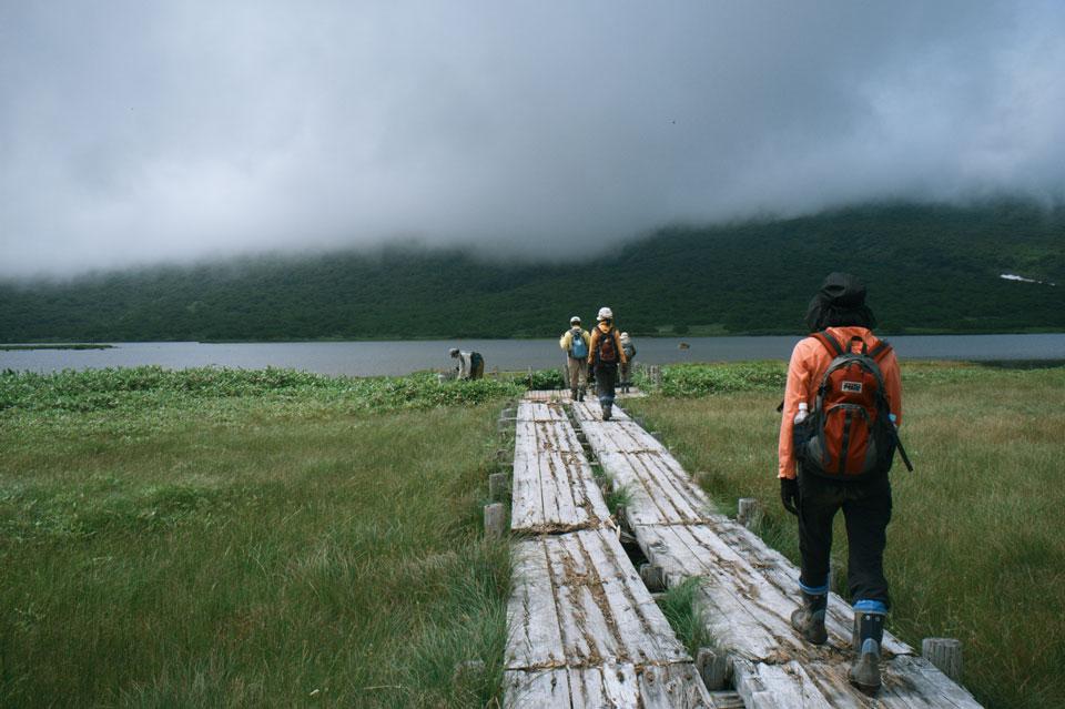 Rausu Lake 羅臼湖18tc4