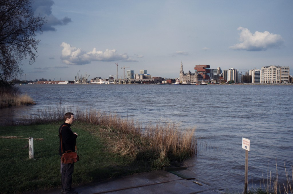 View from west bank of the Scheldt19 - Museum aan de Stroomlf