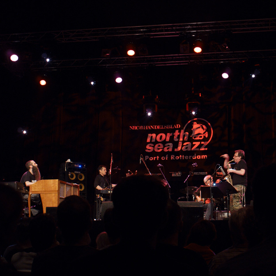 North Sea Jazz Festival29 - John Zorn & The Dreamersk64