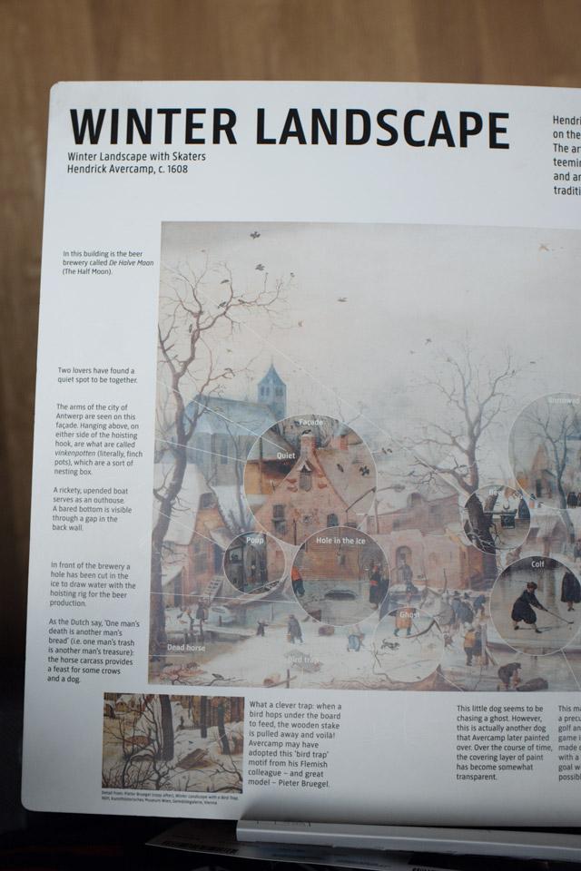 Rijksmuseum05 - Winter landscape with skaters by Hendrick Avercampk64