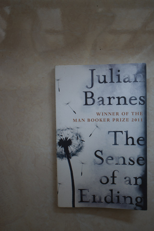 The Sense of an Ending, Julian Barnes03k64