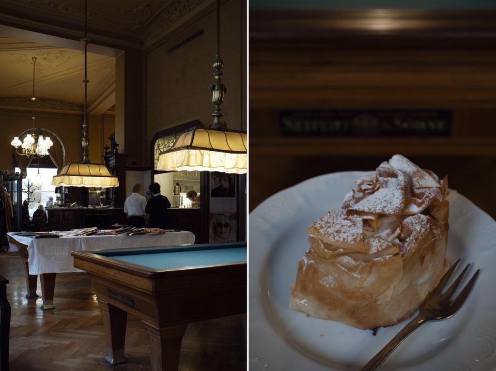 Cafe Sperl @ 11 Gumpendorfer Straße02,5b