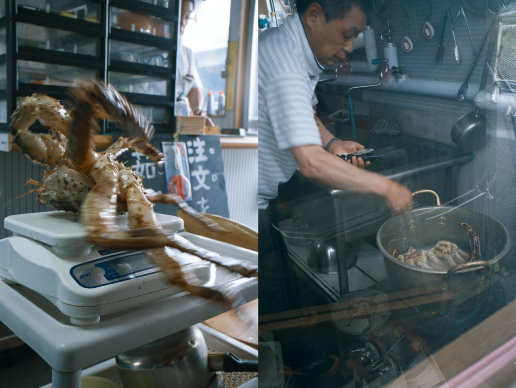 Abashiri-網走---Oyaji-Crabs-かにの大内03,5TC4l