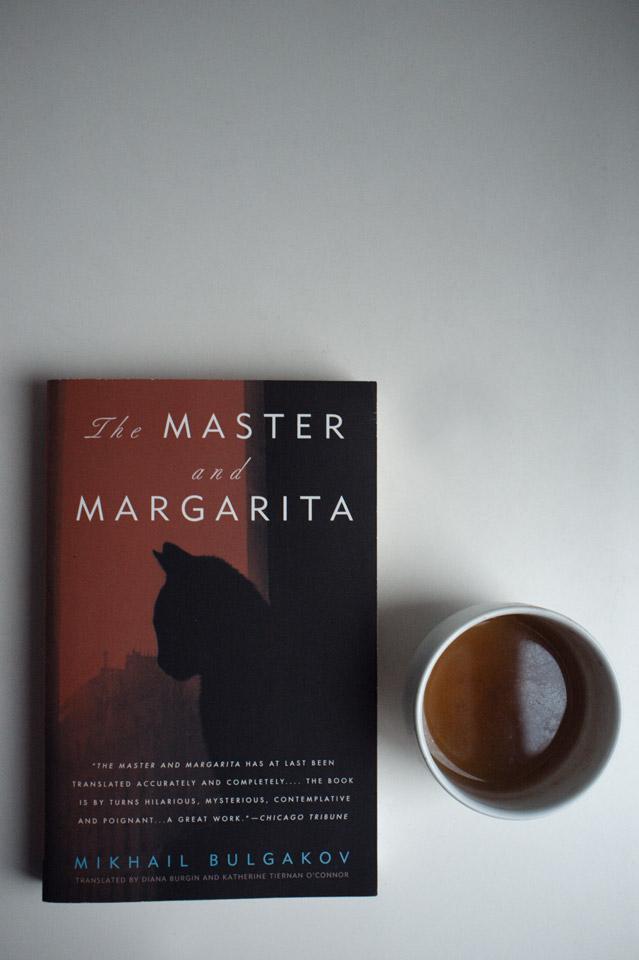 The Master and Margarita by Mikhail Bulgakov01k64