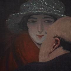 Close-up of La Chaste Suzanne 1922