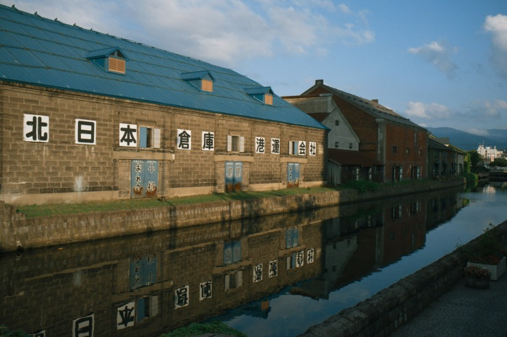Otaru-canal-小樽運河02tc4l