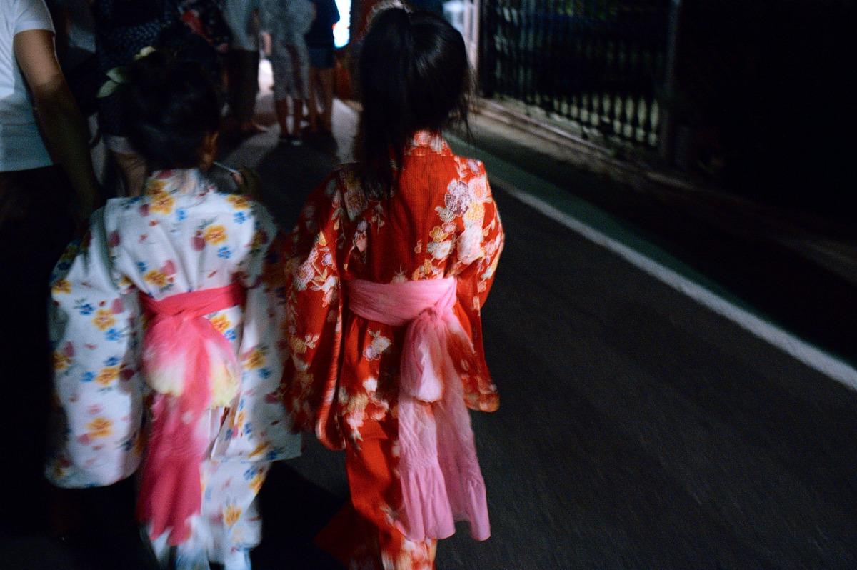 Yanaka-Ginza 谷中銀座 - summer festival