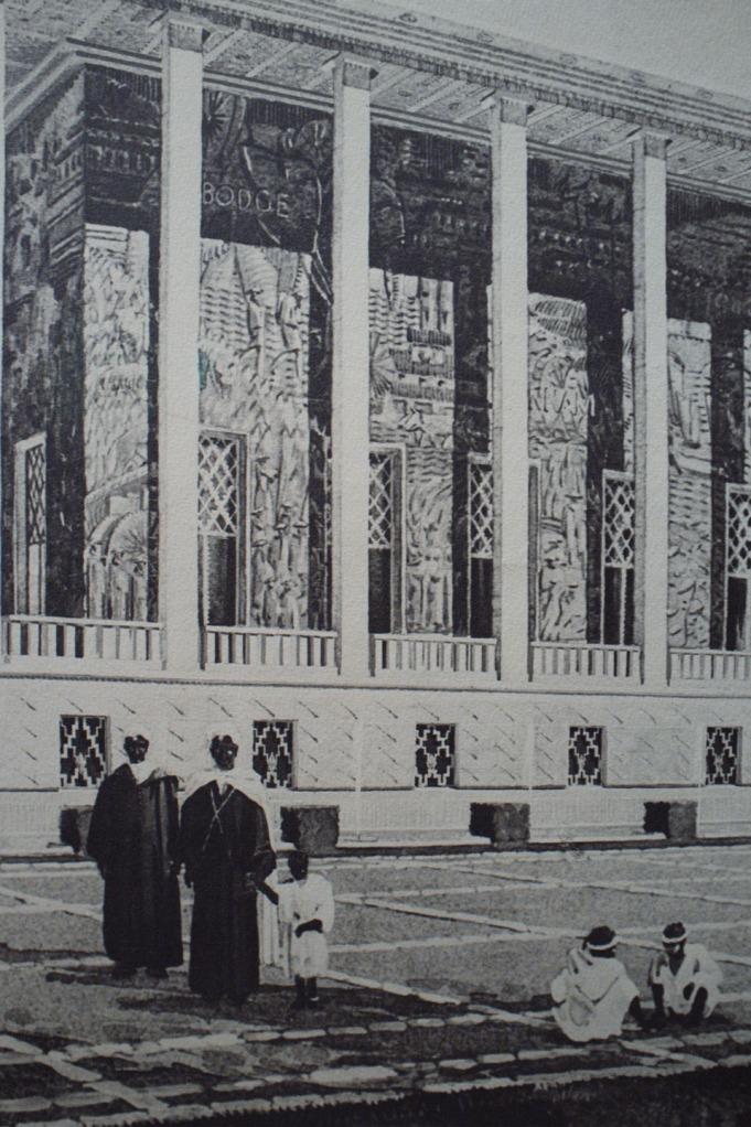 07 Musée permanent des colonies 1931 - Leon Jaussely, Albert Laprade (musée nationale des arts d;afrique et d'oceanie)k64