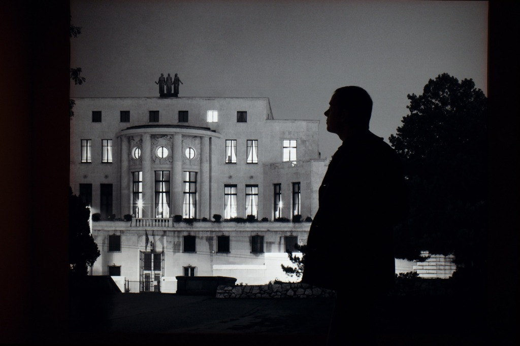 12 ambassade de France à Belgrade, Serbie 1924-35 - Henri-Roger Expert (backlit photo) bk64