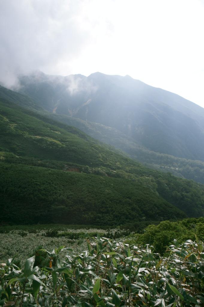 Daisetsuzan National Park 大雪山国立公園 - Mt. Furano 富良野岳16tc4