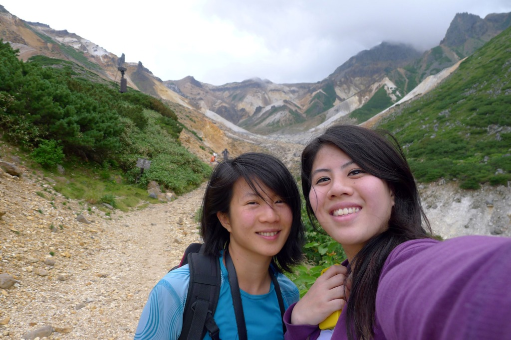 Daisetsuzan-National-Park-大雪山国立公園---Mt.-Furano-富良野岳22YJs