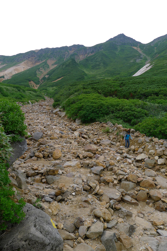 Daisetsuzan-National-Park-大雪山国立公園---Mt.-Furano-富良野岳26YJ