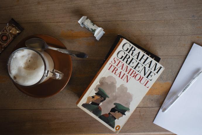 Stamboul Train by Graham Greene02k64
