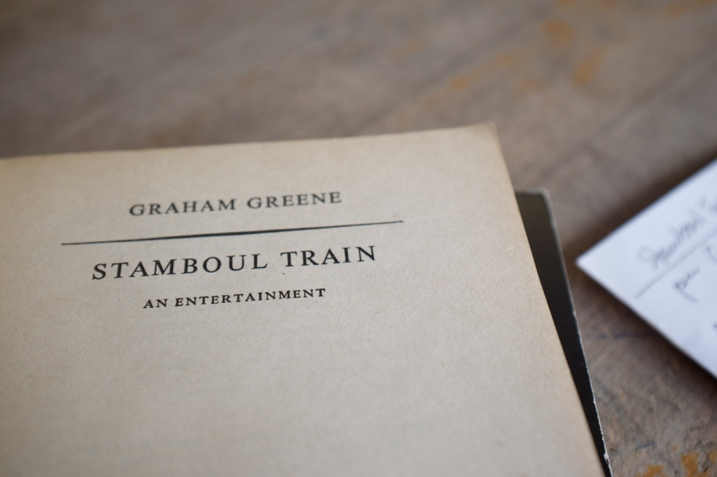Stamboul Train by Graham Greene05k64