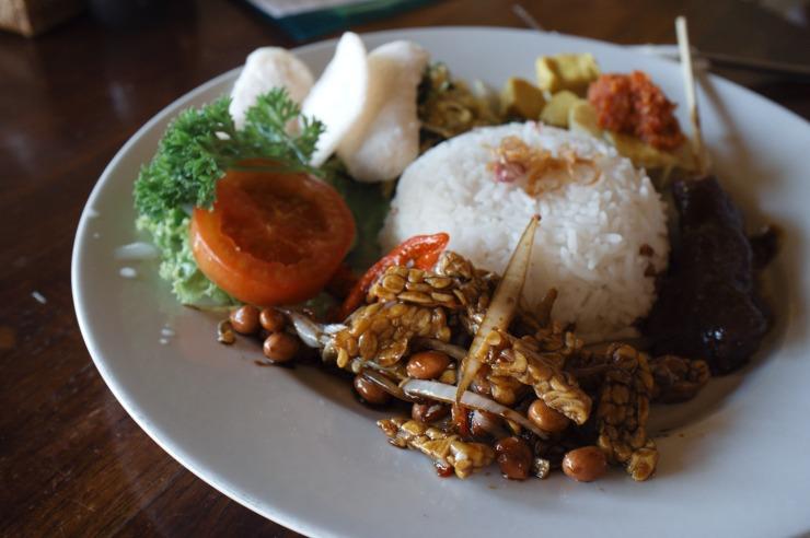 Warung Rai Pasti @ Monkey Forest Rd01 - Nasi Campurk64