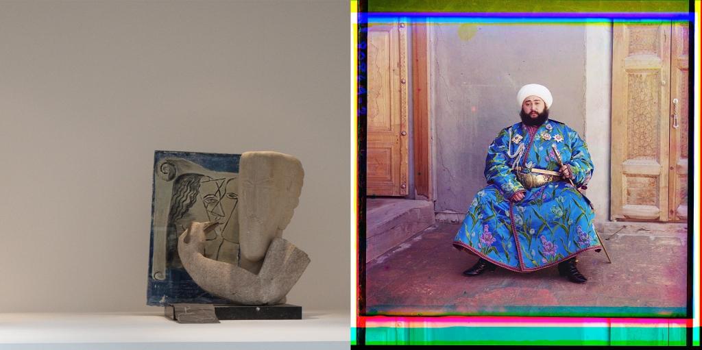 Le Sculpteur + Bukhara Emir