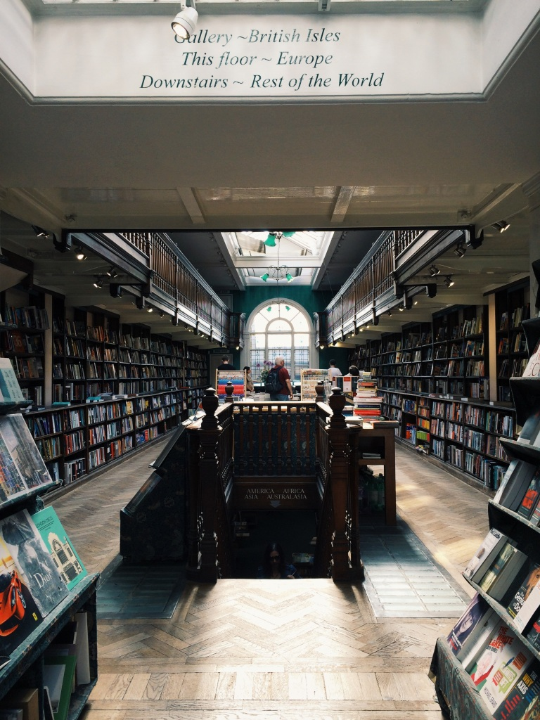 Daunt Books @ 83-84 Marylebone High St