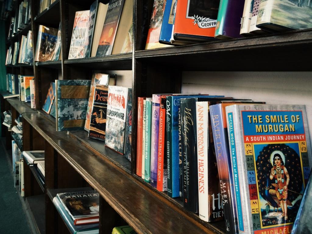 Daunt Books @ 83-84 Marylebone High St