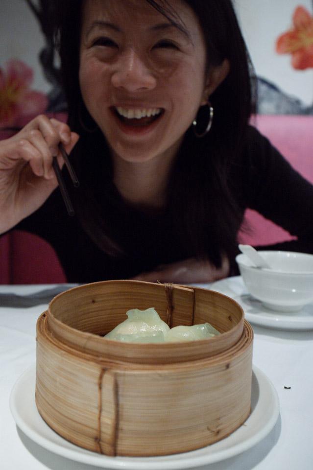 Pearl Liang @ 8 Sheldon Square02 - wasabi prawn dumplingsk64