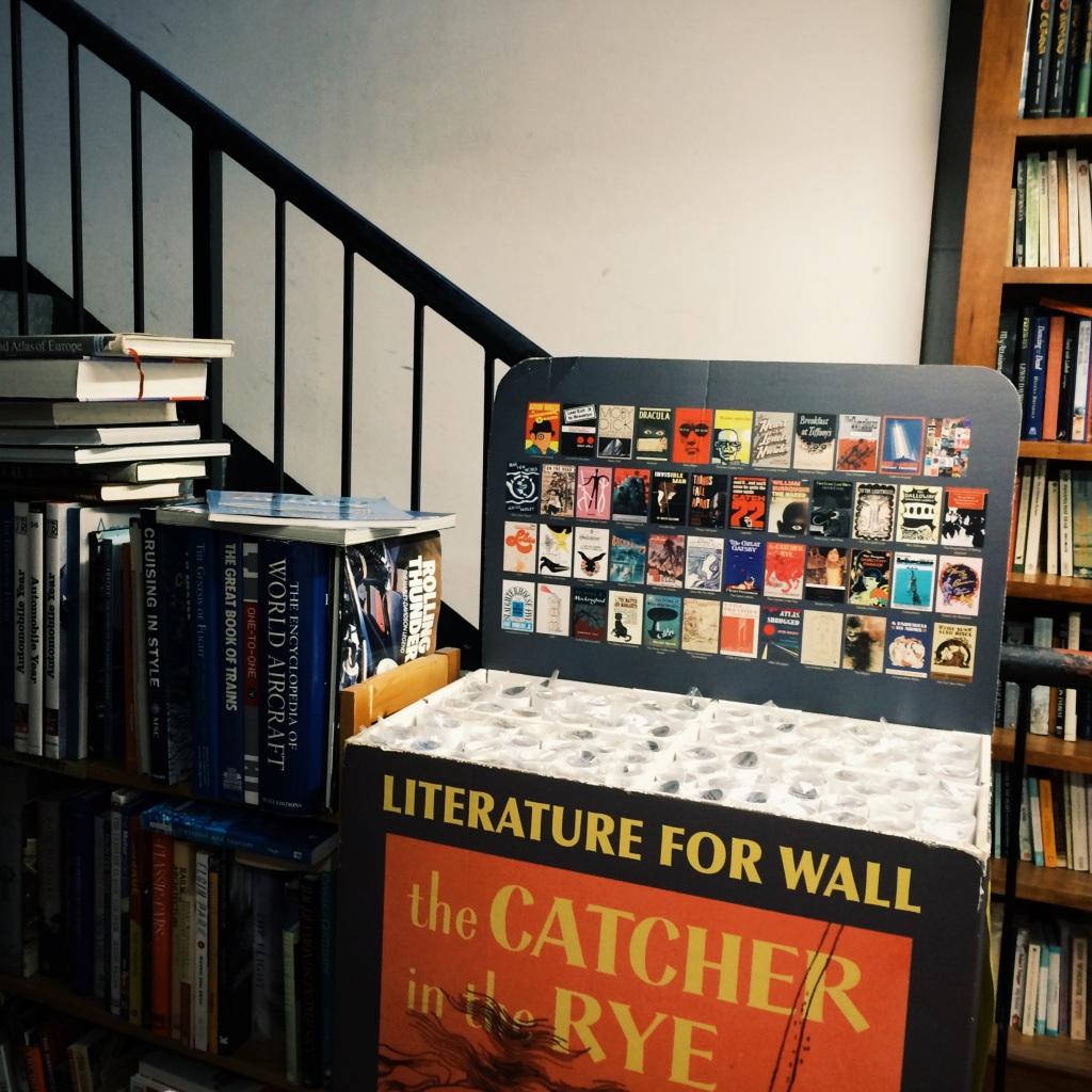 Skoob Books @ Brunswick Shopping Centre, 66 Marchmont Street