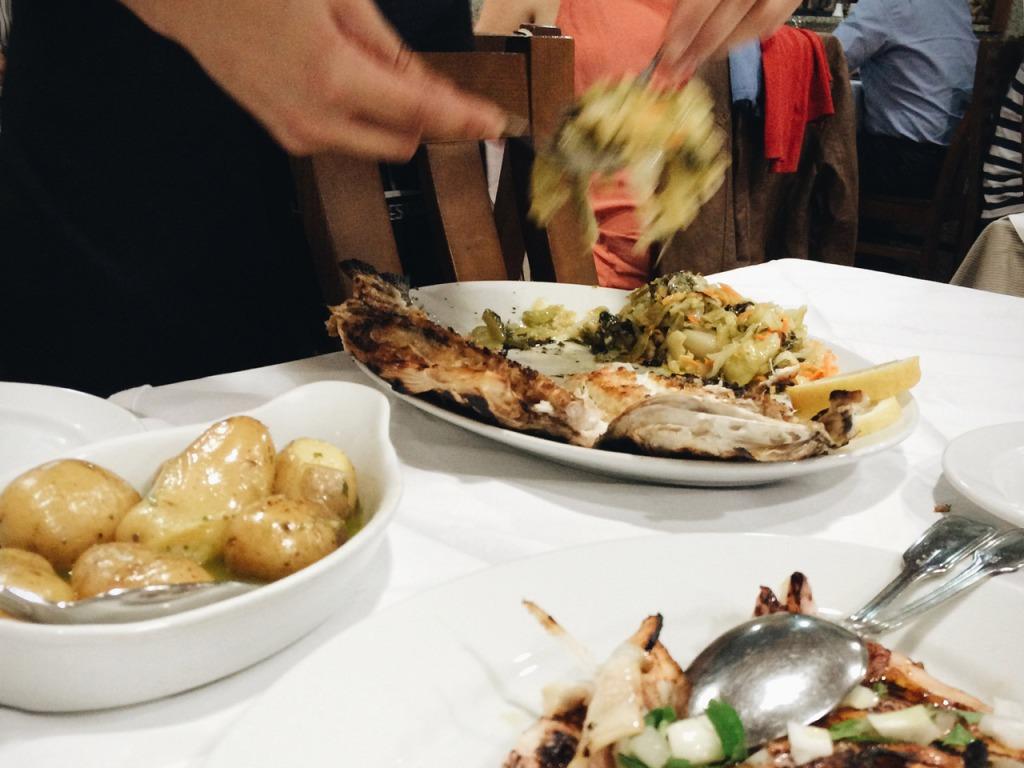 Restaurante Tito II @ 321 Rua Heróis França 01cc