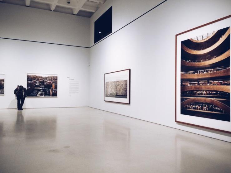 Bas Princen + Andreas Gursky