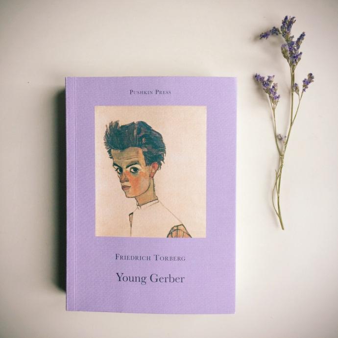 Friedrich Torberg - Young Gerber