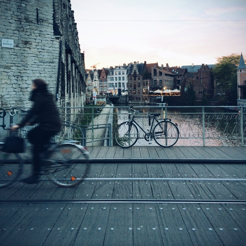 Ghent - canal