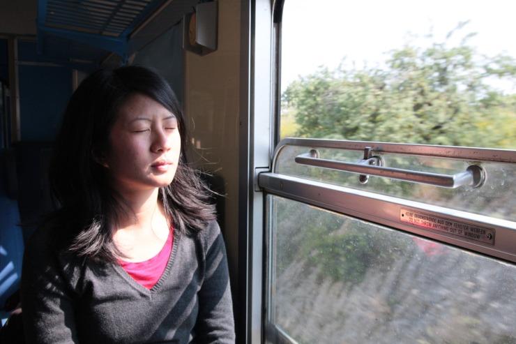 Lecce-Ostuni train