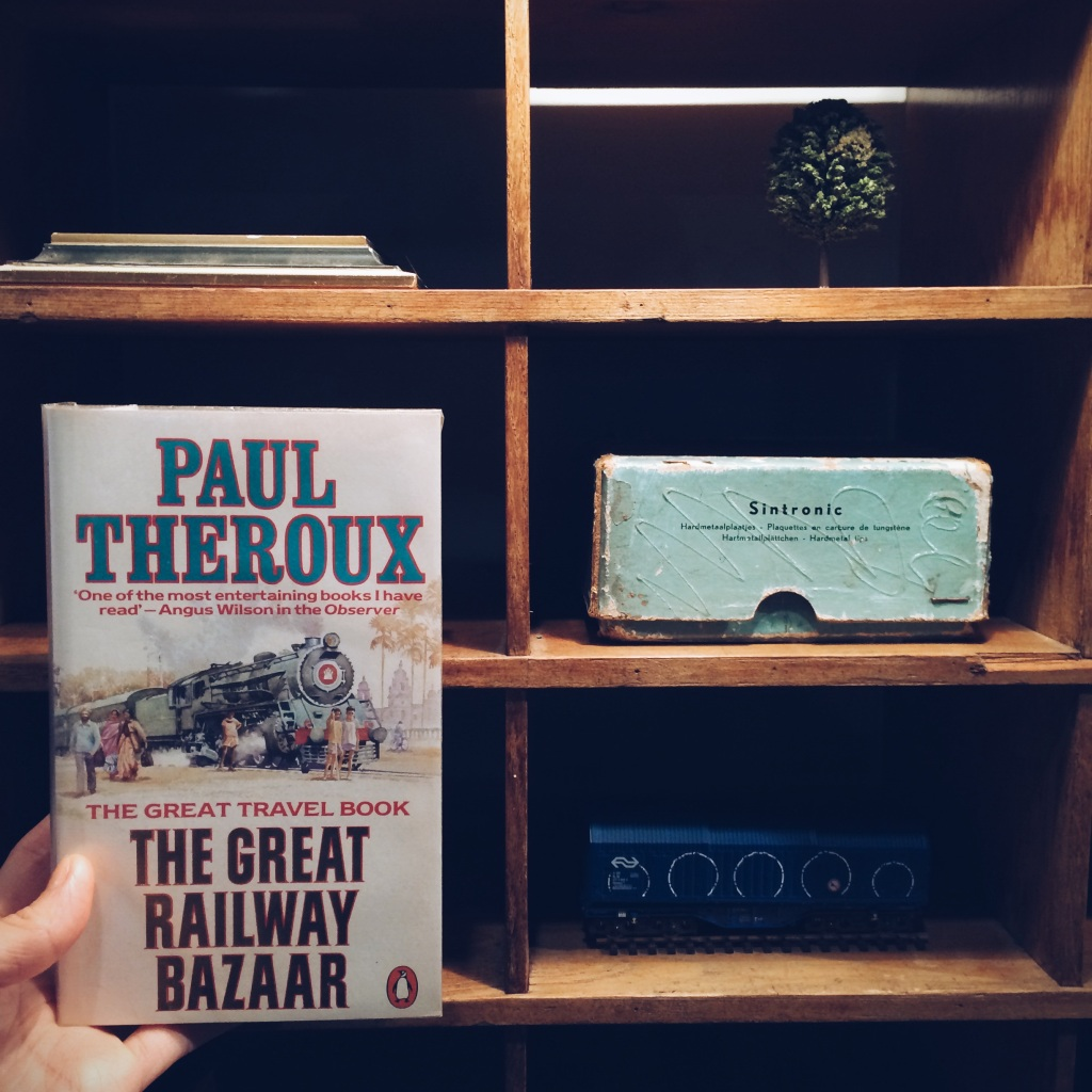 Paul Theroux - The Great Railway Bazaar