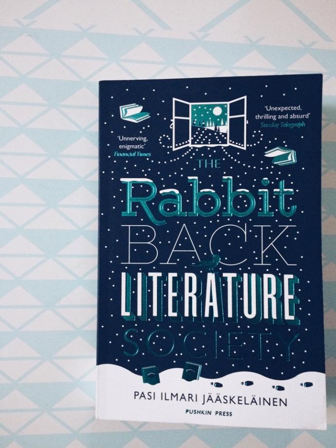 Rabbit Back Literature Society - Pasi Ilmari Jääskeläinen