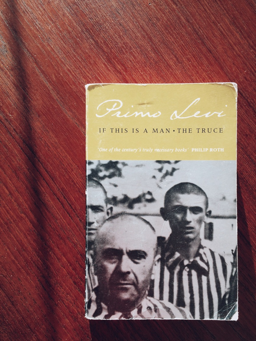 Primo Levi: If This is A Man ·  The Truce