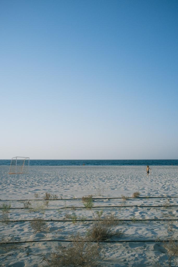 Beach at Saadiyat island