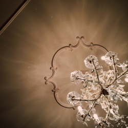 Hotel Imperial - chandelier