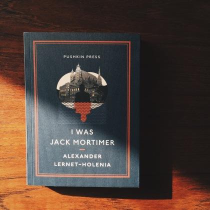 Alexander Lernet-Holenia: I was Jack Mortimer